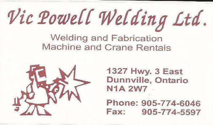 Vic Powell Welding & Crane Rental