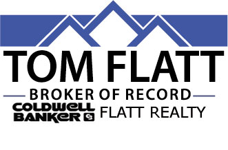 Tom Flatt, Broker of Record