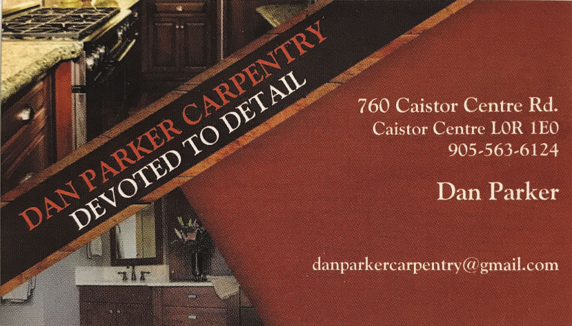 Dan Parker Carpentry